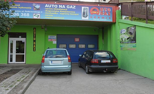 auto gaz serwis