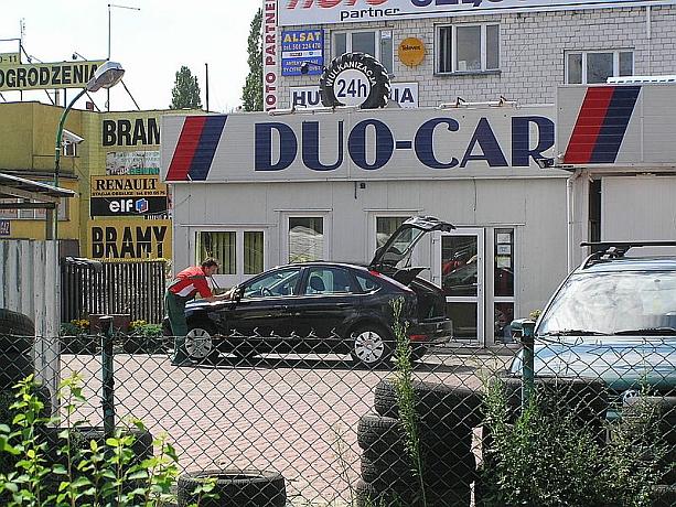 Duo car
