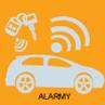 Alarmy samochodowe